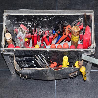Werkzeugkoffer leihen