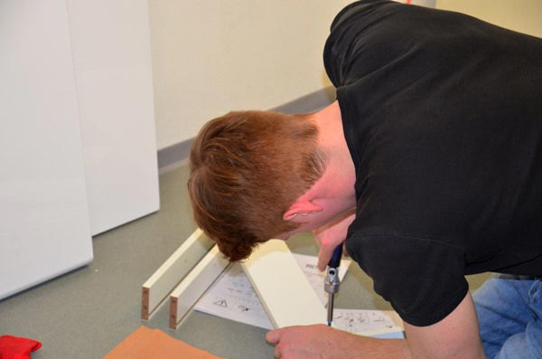 Student Möbelmontage Konstanz
